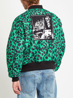 GREENFUZZ JACKET (A1732050_BLK) [3]