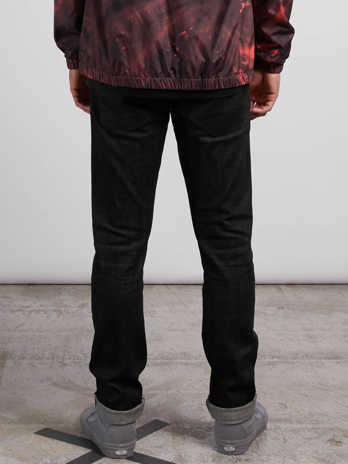 Vorta Denim - Black Selvedge