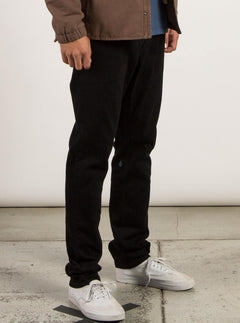 Solver Tapered Jeans - Twilight Black