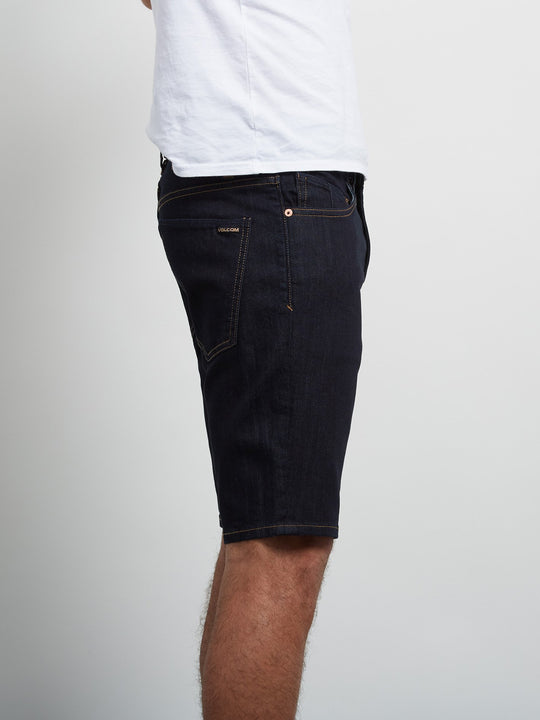 Shorts Vorta Denim - Rinse