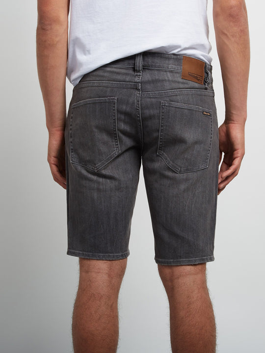 Shorts Vorta Denim - Vertiver Grey