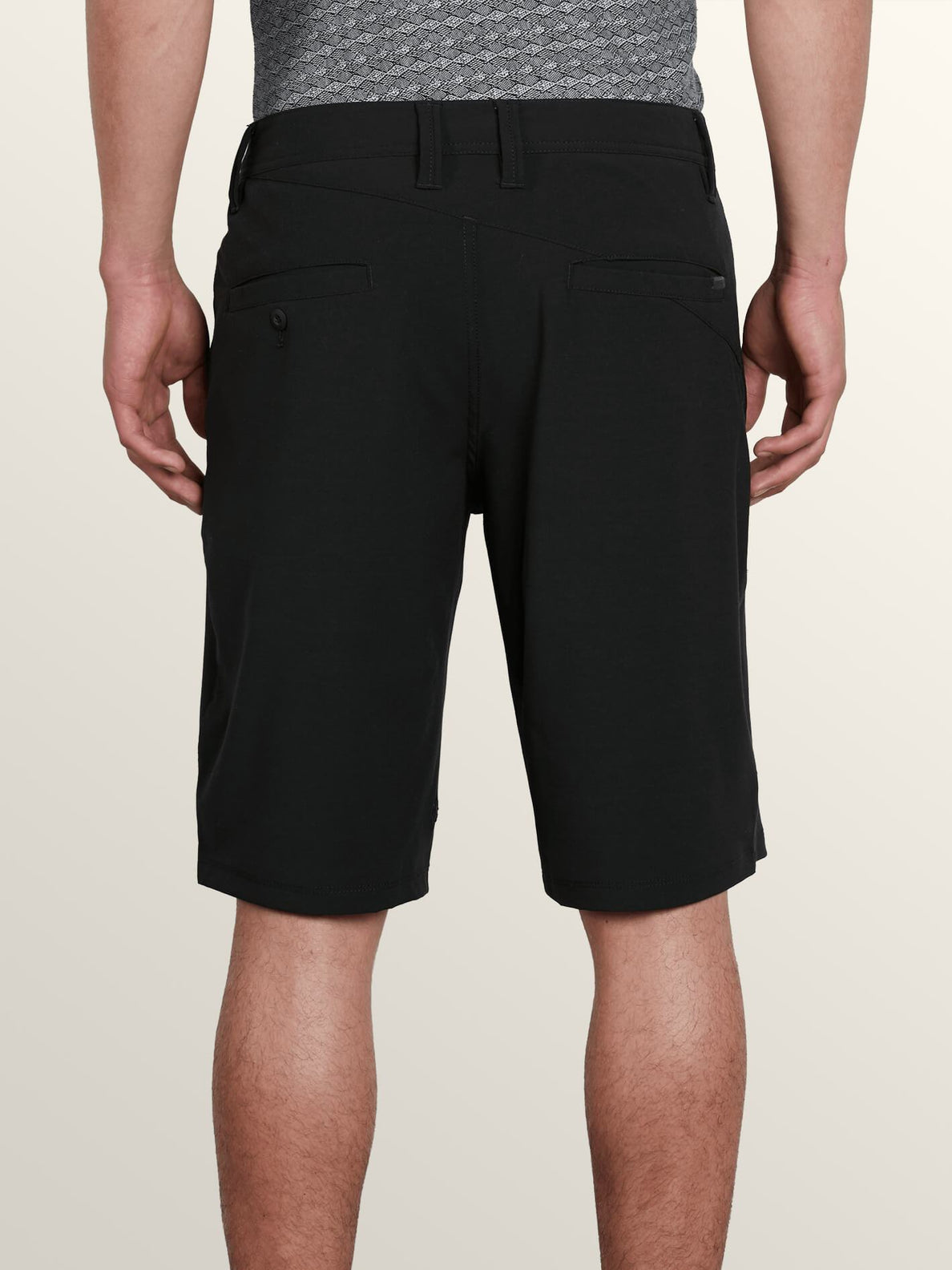 Hybrid-Shorts Frickin Surf'N Turf Static 2 - Black Out
