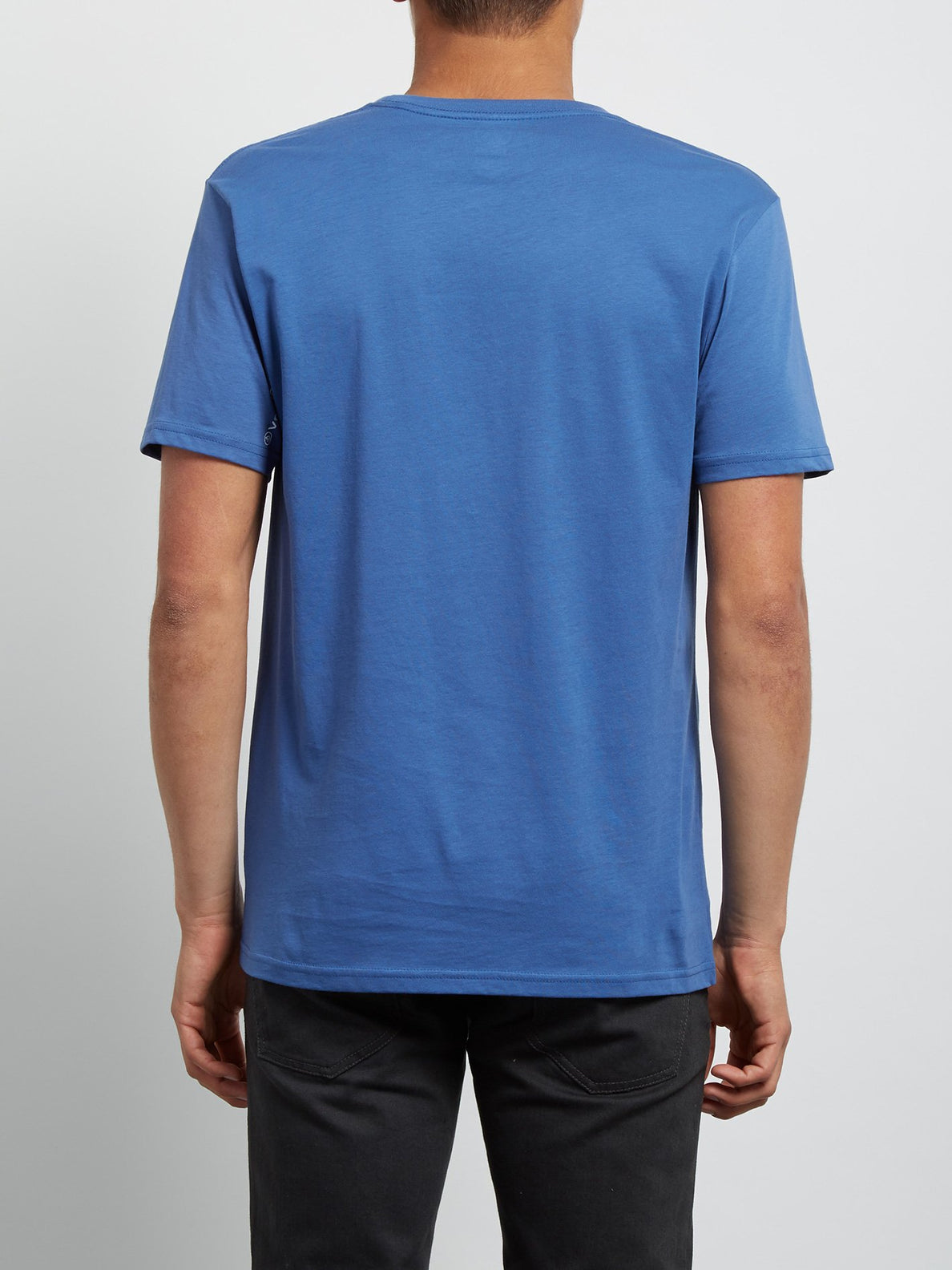 T-Shirt Crisp Basic - Blue Drift