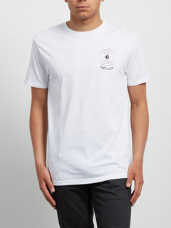 T-Shirt Comes Around Basic - White