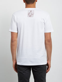 T-Shirt Edge Basic - White