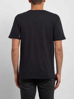 T-Shirt Rip Stone Basic - Black