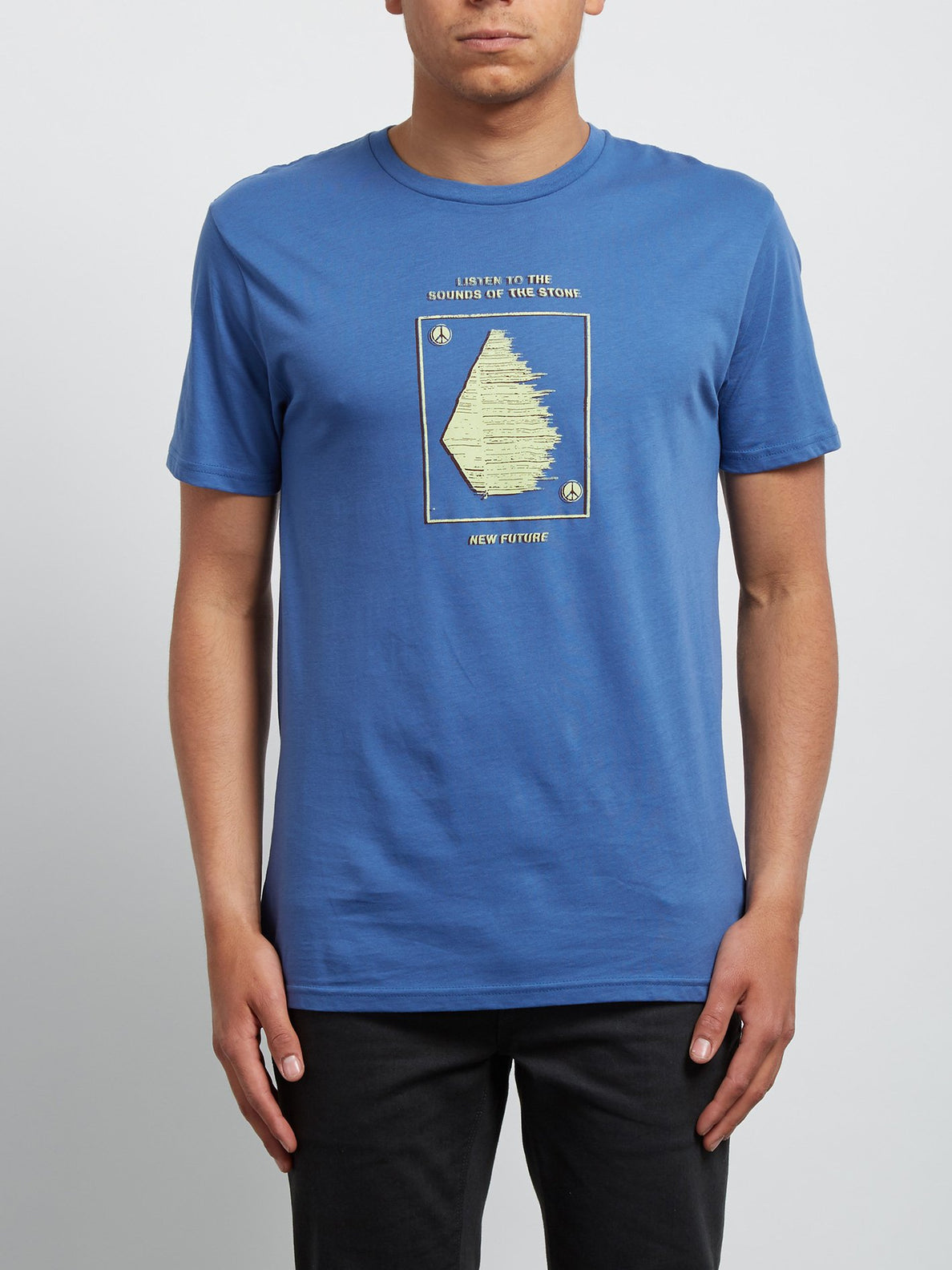 T-Shirt Sound Basic - Blue Drift