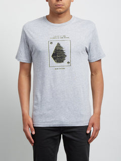 T-Shirt Sound Basic - Heather Grey
