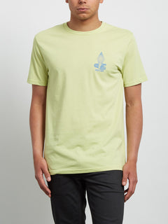 T-Shirt Digitalposion Basic - Shadow Lime