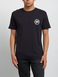 T-Shirt Flag Basic - Black