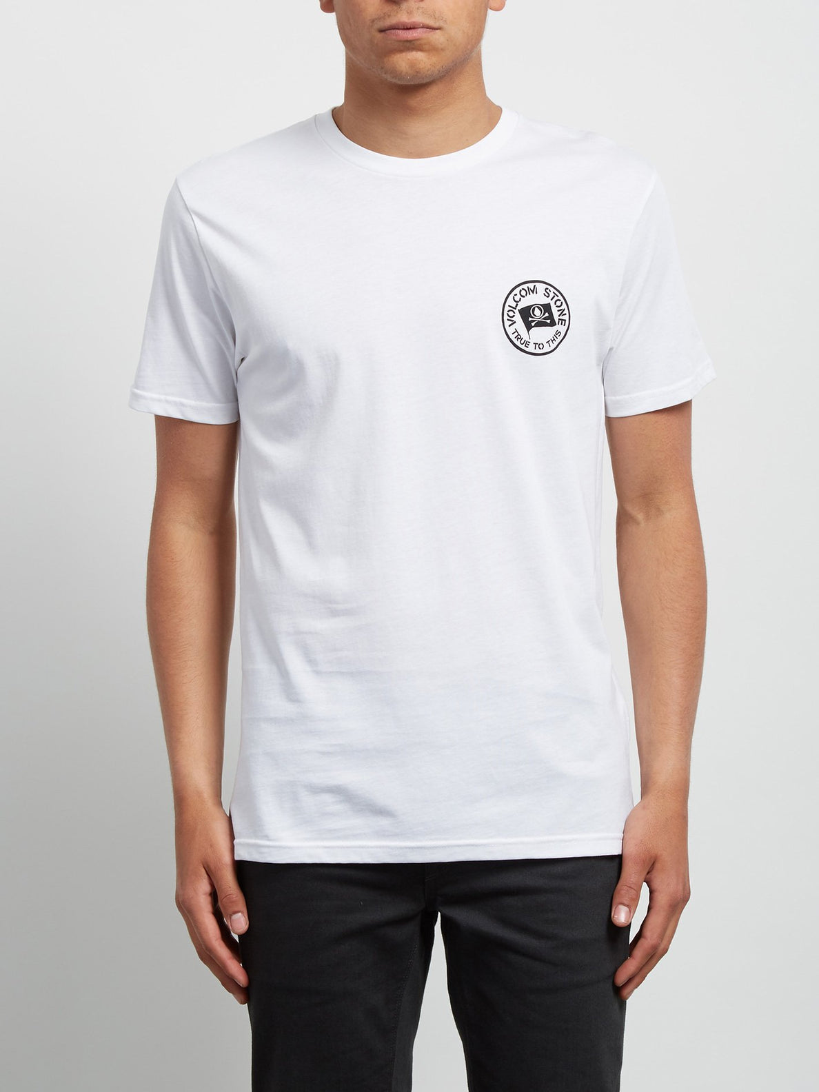 T-Shirt Flag Basic - White