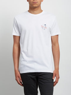 T-Shirt Fridazed Basic - White