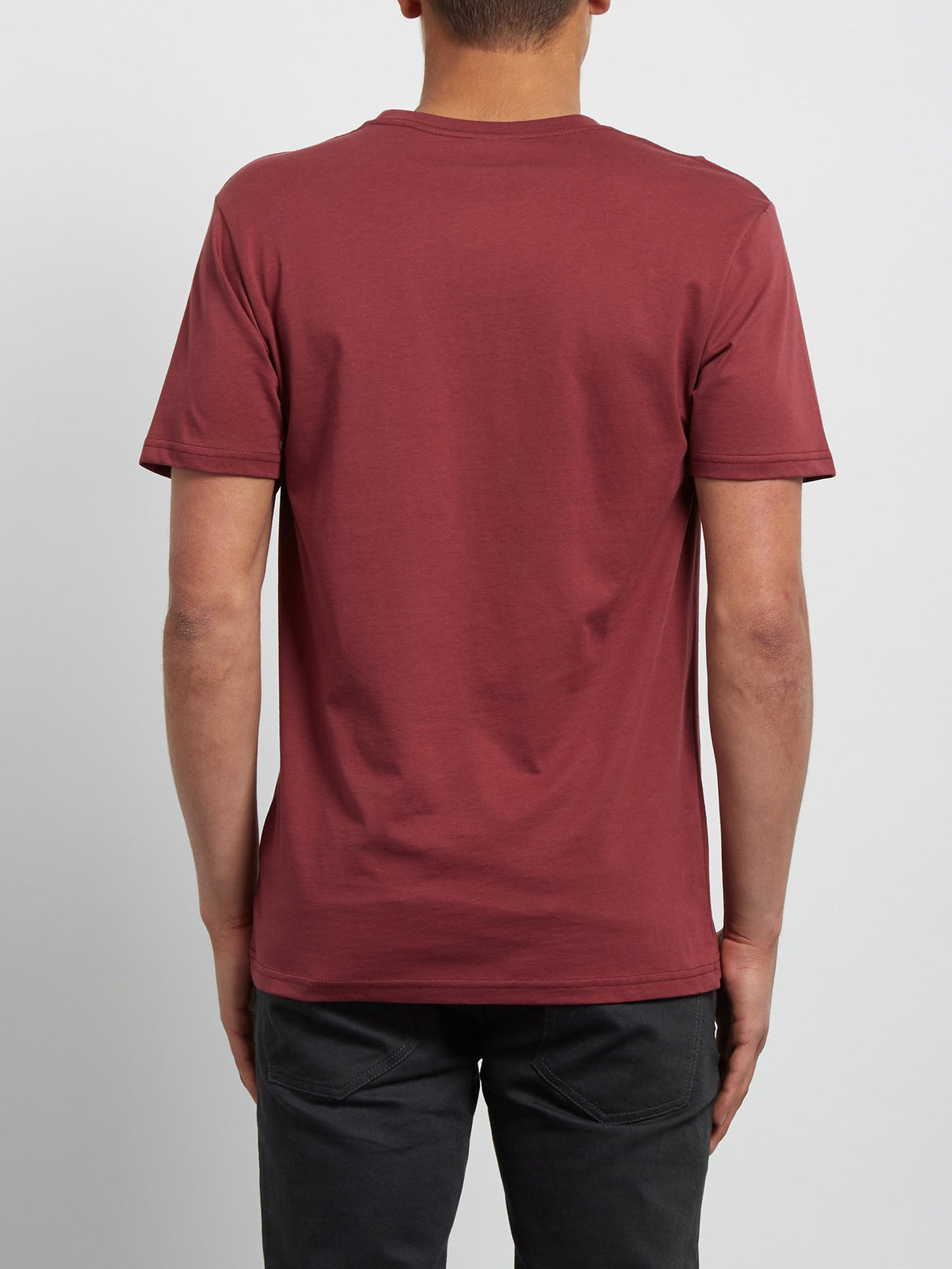 T-Shirt Stone Blanks Basic - Crimson