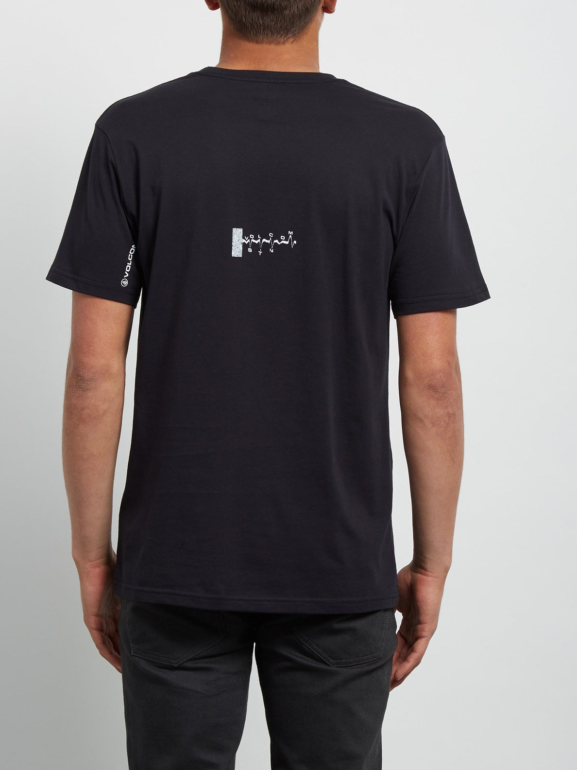 T-Shirt Digital Redux Basic - Black