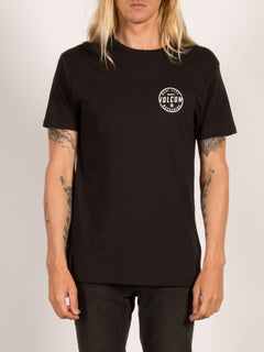 T-Shirt On Lock Basic - Black