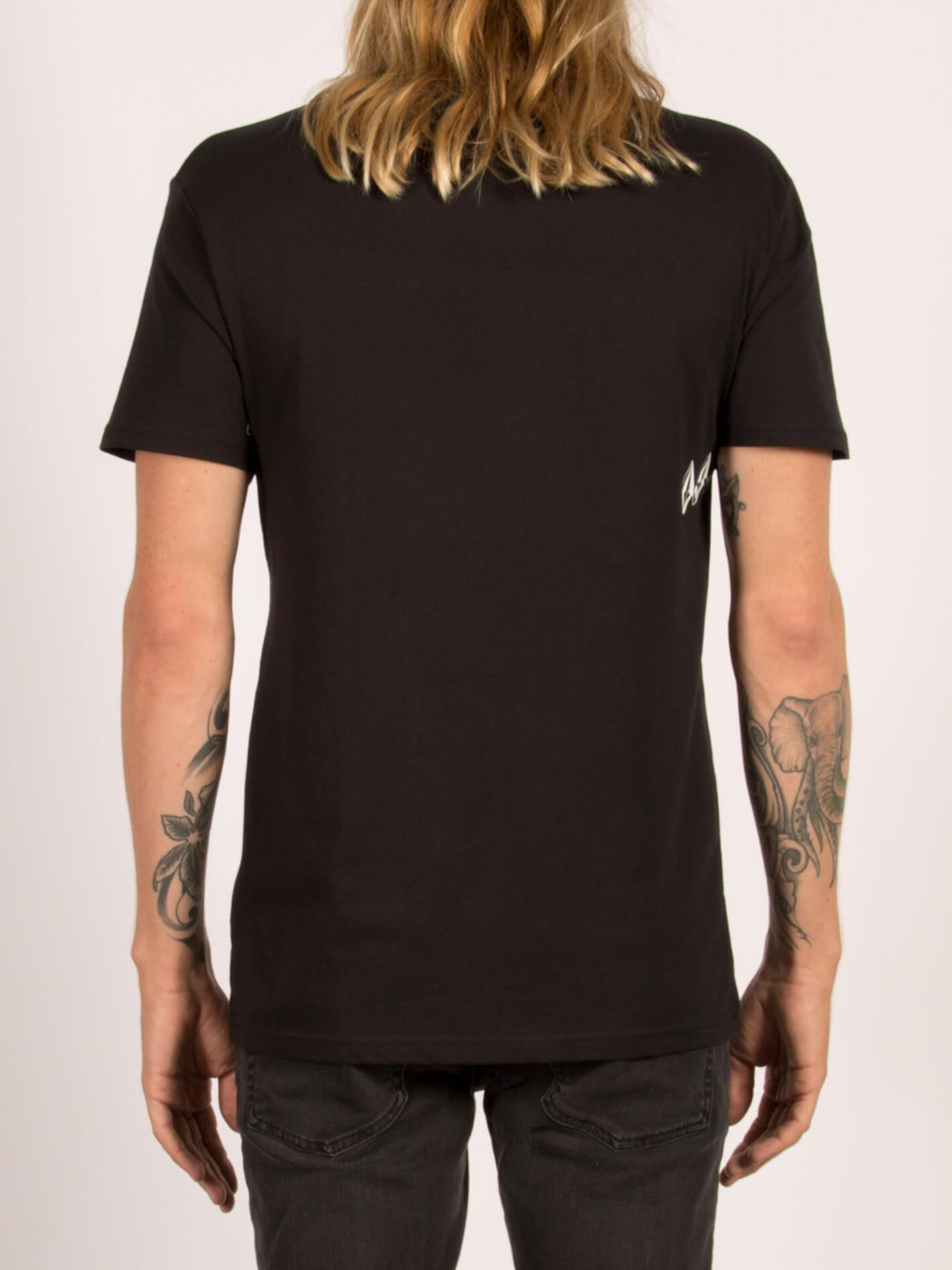 T-Shirt Chopper Basic - Black