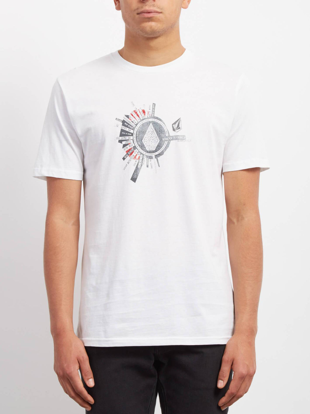 Radiate  T-shirt - White