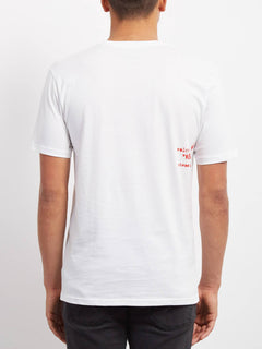 Big Mistake  T-shirt - White
