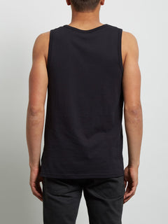 Tanktop Stoneradiator Basic - Black