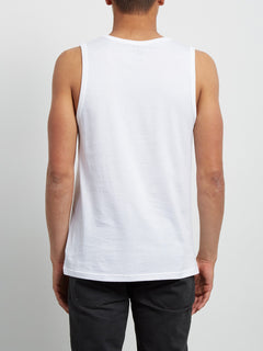 Tanktop Stoneradiator Basic - White