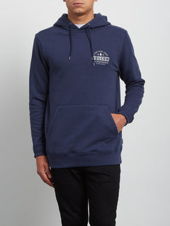 Hoodie Supply Stone - Deep Blue