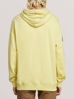 Deadly Stone Pullover - Lime