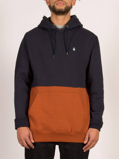 Hoodie Single Stone Devision - Copper