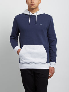 Hoodie Single Stone Devision - Deep Blue