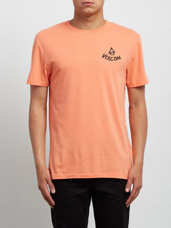 T-Shirt Chill Double Dye - Salmon