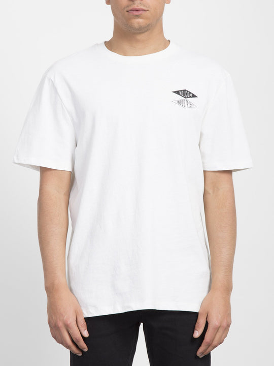 V.I. Boxy T-Shirt - White