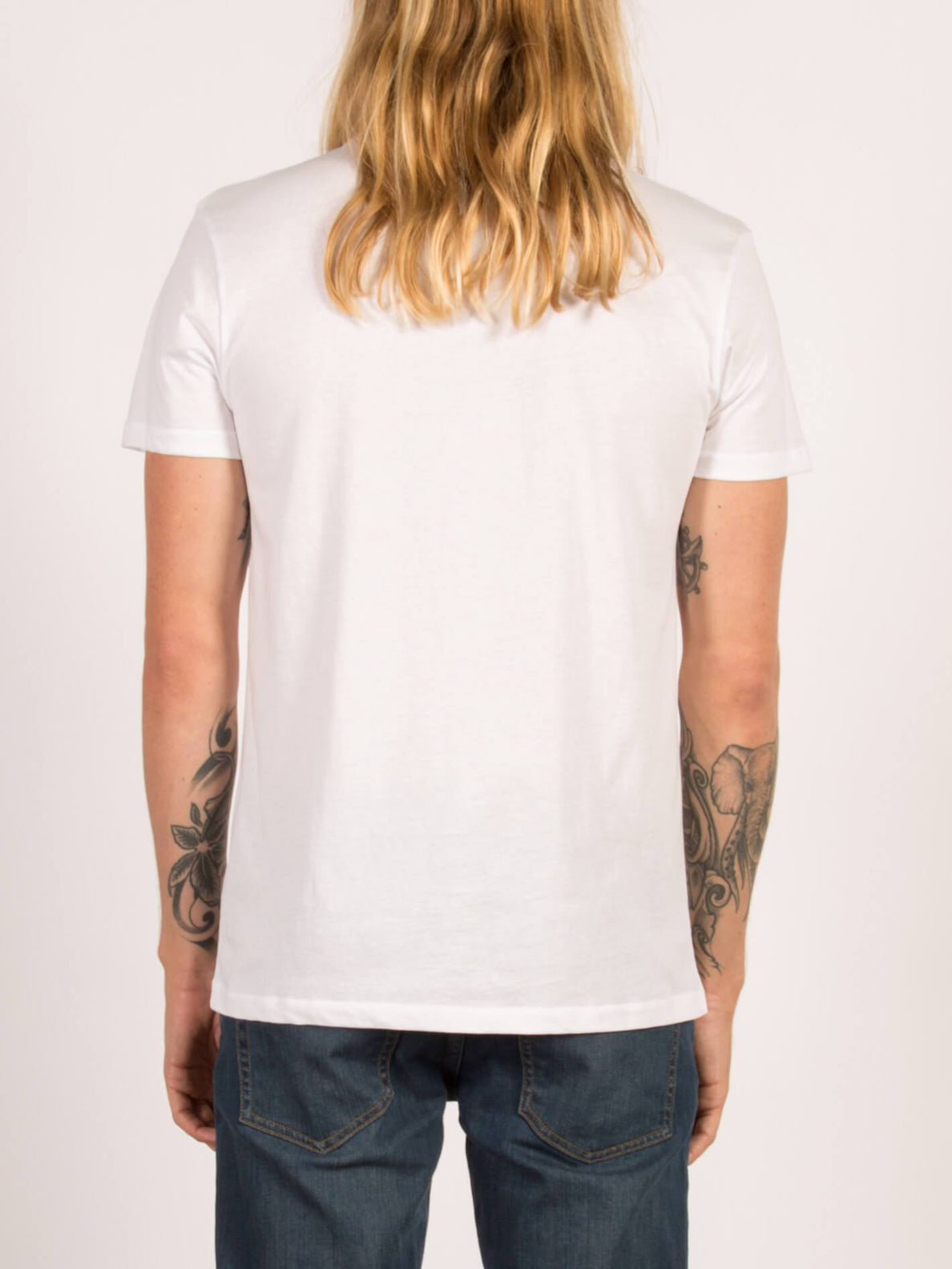 T-Shirt Chew Lightweight - White