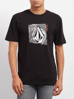 Stonar Waves Dd  T-shirt - Black