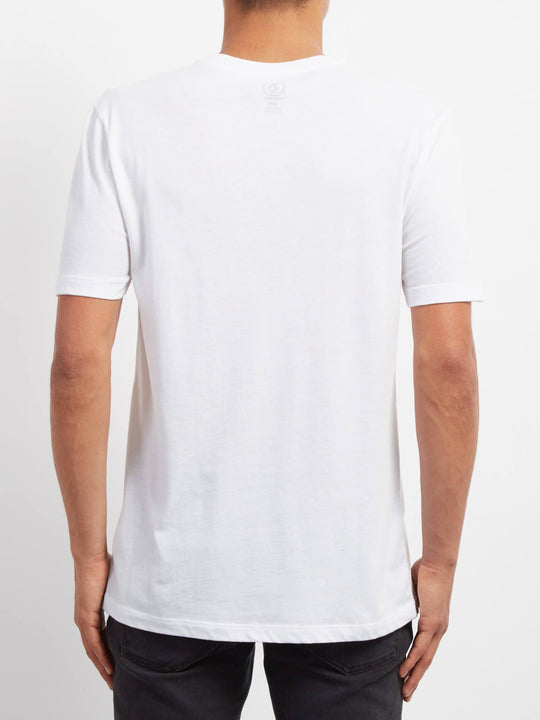 Stonar Waves Dd  T-shirt - White