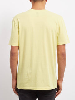 Lifer Dd  T-shirt - Acid Yellow