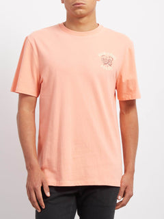 Pair Of Dice   T-shirt - Orange Glow