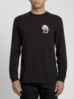 Mike Giant T-shirt - Black (A4431951_BLK) [F]