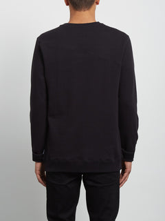 Sweatshirt Imprint - Black