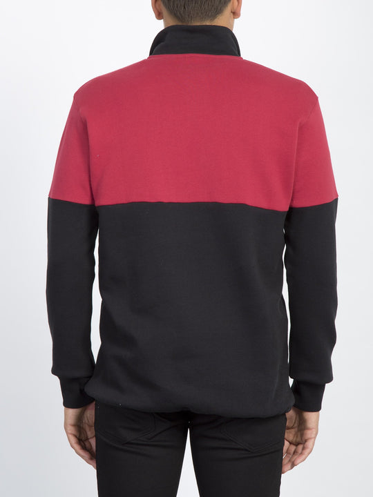 Rixon Crew Sweater - Black