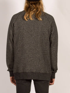 Sweatshirt Static Stone - Black