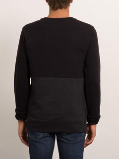 Sweatshirt Single Stone Division - Black