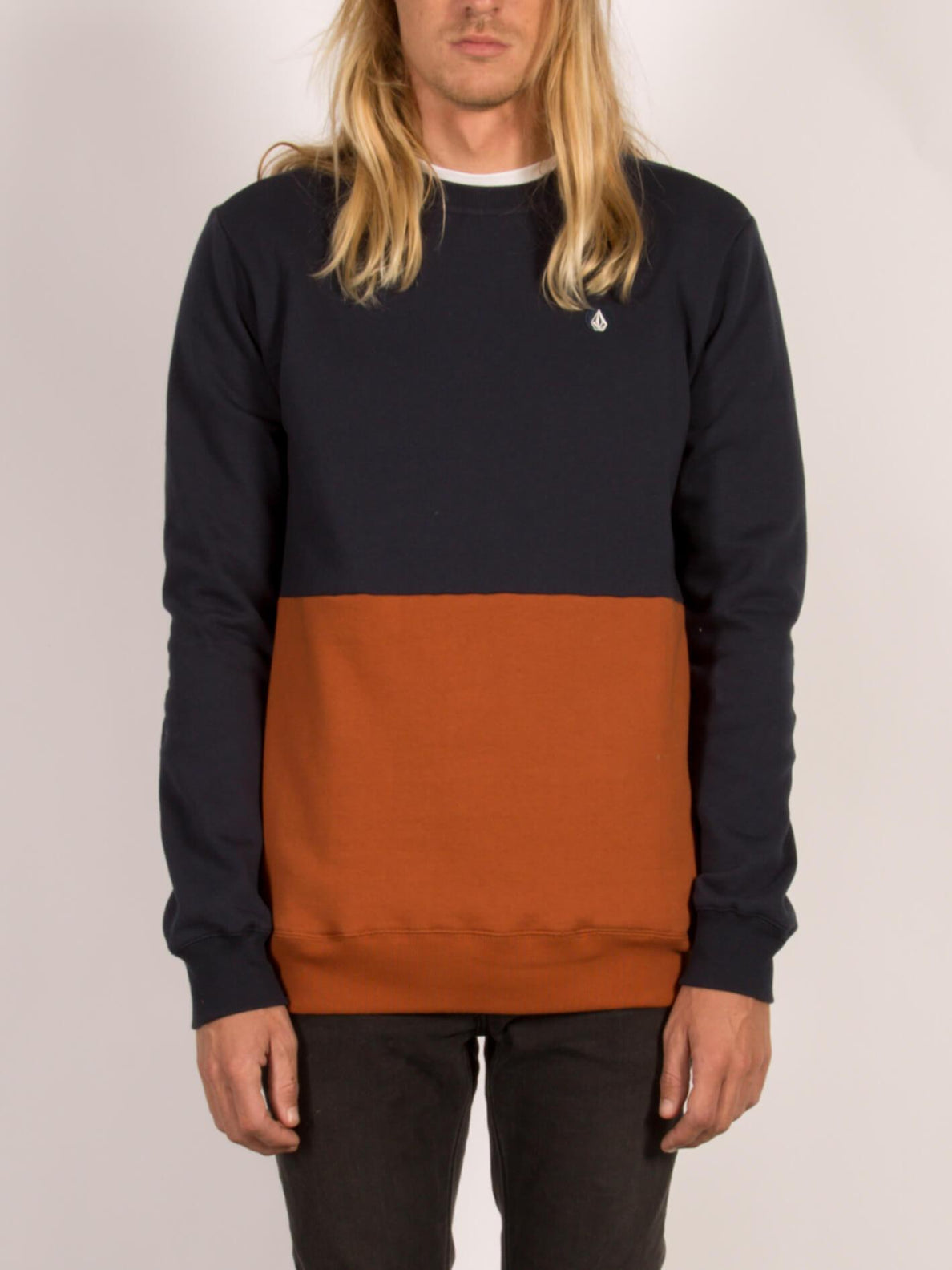 Sweatshirt Single Stone Division - Copper