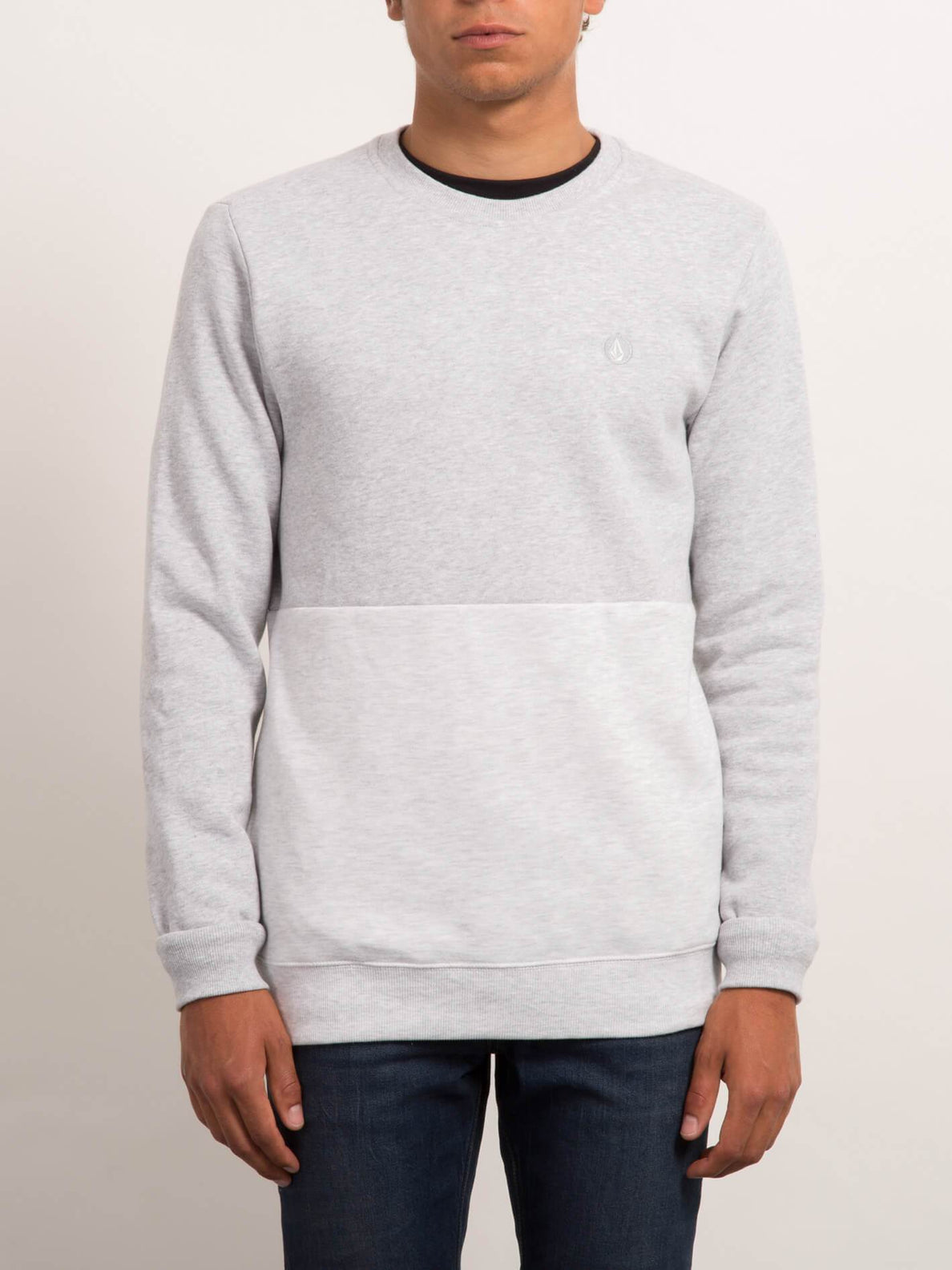 Sweatshirt Single Stone Division - Mist