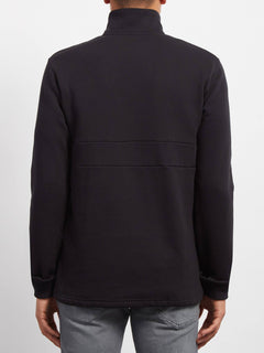 Rixon Mock Sweatshirts - Black