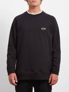 Inthology  Sweatshirts - Black