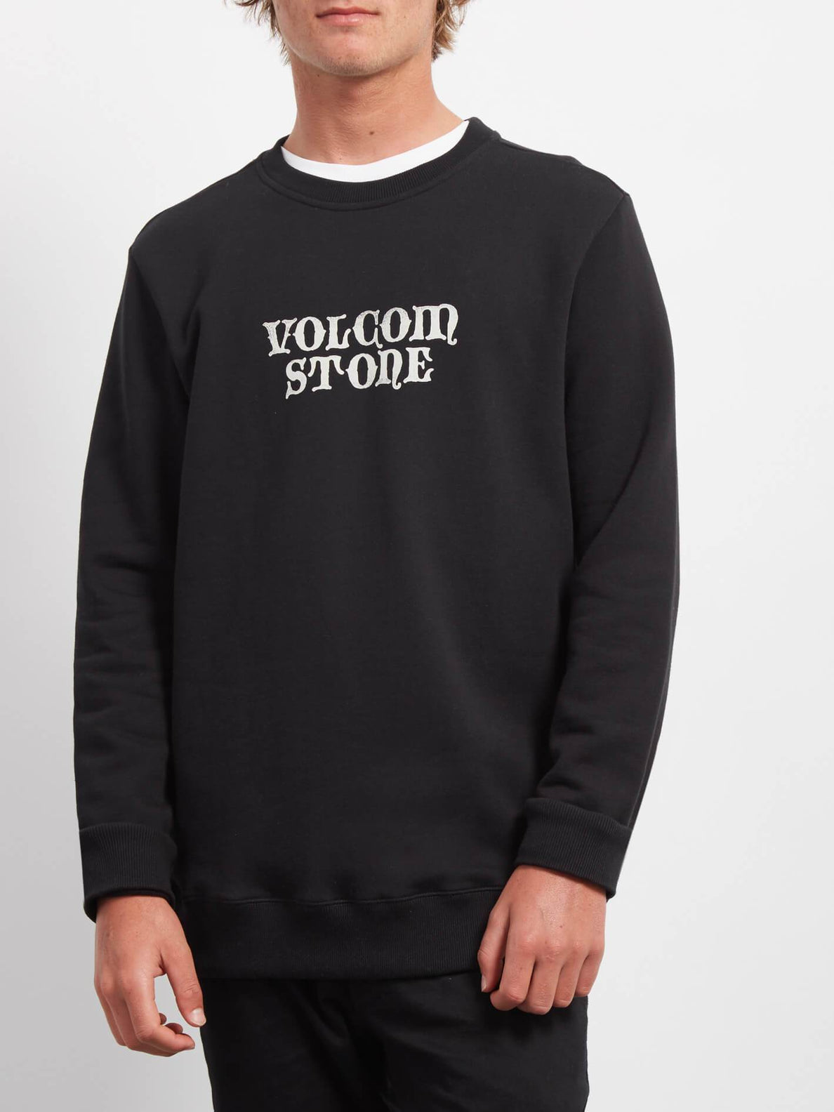 Supply Stone  Sweatshirts - New Black