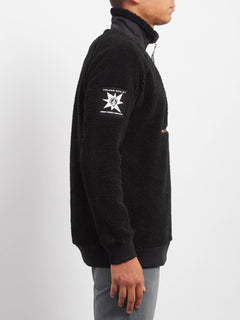 A.P. Mock Sweatshirts - Black