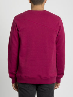 Stone Sweater - Plum (A4631909_PLM) [B]