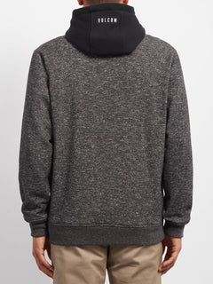 Factual Lined Sweatshirts - Black