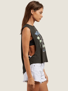 Tanktop Magnetic Feels - Vintage Black
