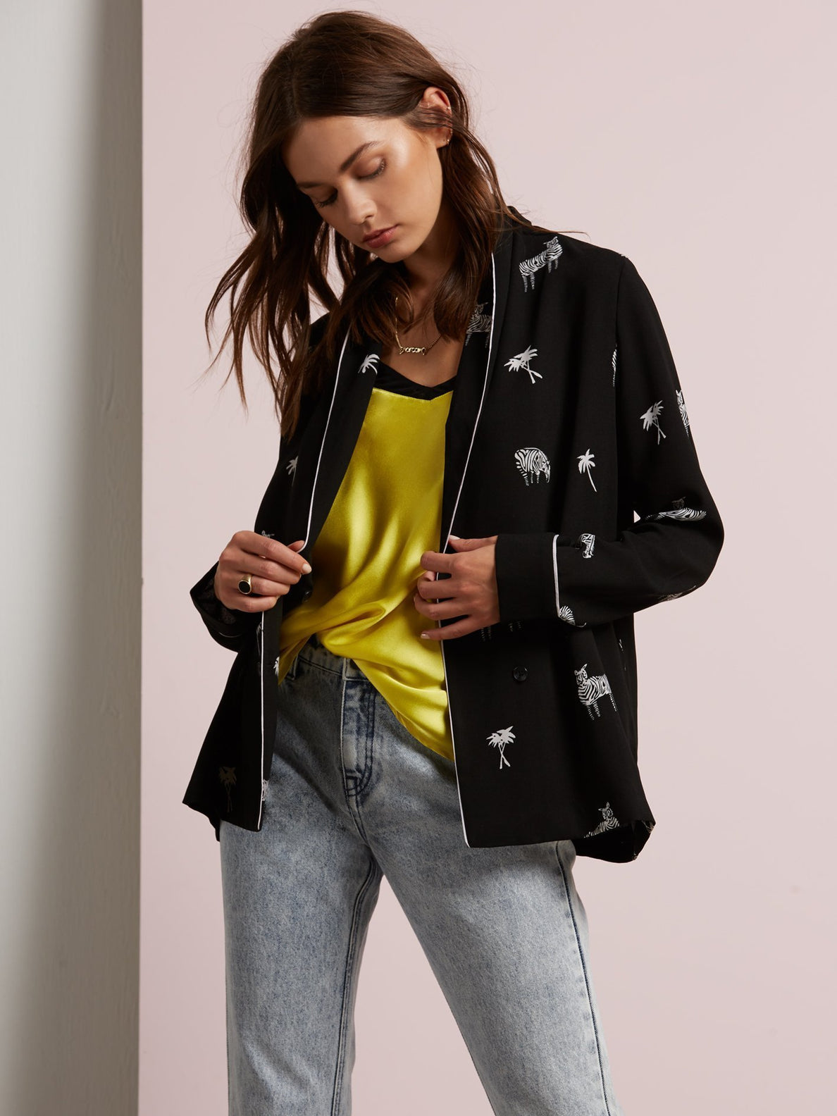 Jacke What You Need - Black